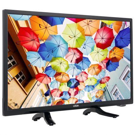 Televizor LED UTOK, 61 cm, U24HD2A, HD1